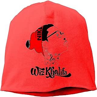 TsePricelane Men & Women Wiz Khalifa Logo Warm Soft and Comfortable Beanie Knit Hats