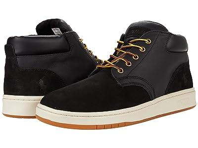 Polo Ralph Lauren Shrunken Nubuck Sneaker Boot