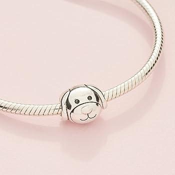 Pandora Jewelry Devoted Dog Sterling Silver Charm