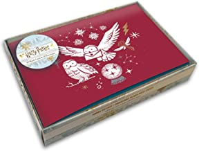 Harry Potter: Christmas Note Card Set
