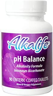 Alkalife pH Balance Alkanitiy Balance, 90 Tabs (Pack of 1)