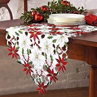 motivo zucca decorazione per feste matrimoni runner da tavola per Halloween Nivni 33 x 180 cm banchetti