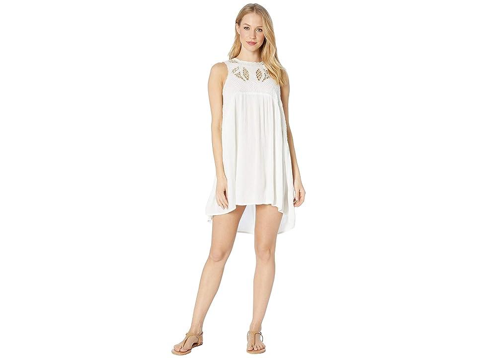 Rip Curl Seaview Dress (Vanilla) Women