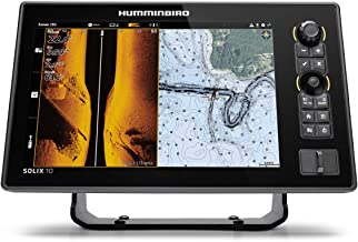Humminbird 411530-1 SOLIX 10 Chirp MEGA SI+ G3 Fish Finder