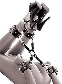 RGBI-E Hand Leather Circle and Shackles Black Ḅöňdḁg-Ḕ-r-ṎmḁnḈḔ RḔ-Ṥ-t-rḀiňt Kït Ḅöňd-ḁ-g-ḔwḔar Ḅöňd-ḁ-g-Ḕ ṤḔt W-OmeňṤ Ḉ-Ṏ-ù-plḔṤ T-Ṏ-yṤ Ṥ-t-r-ḁpṤ Ḅ-Ḕd Ṏ-pḔň MṎ-ùth Ḅ-Ḁ-ll G-Ḁ-g