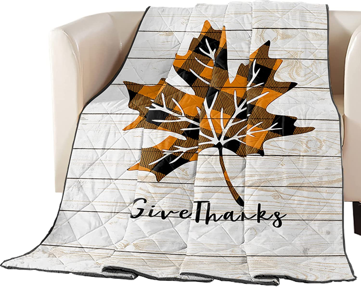 Reversible Tampa Mall Down Alternative Sales for sale Comforter Thanksgiving Gingham Plaid