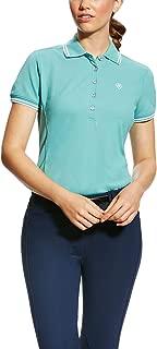 Women's Prix Short Sleeve Polo Shirt