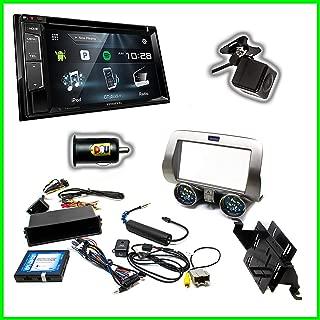 PAC RPK5-GM4101 Chevrolet Camaro Integrated Radio Replacement Kit 2010-15 (Grey With Kenwood Radio Package)