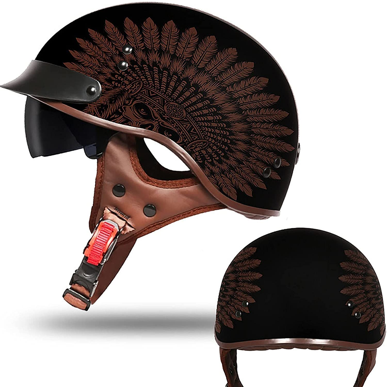 Sale Special Price Retro Open-Face Motorbike Helmets [Alternative dealer] Certification H Motorcycle DOT