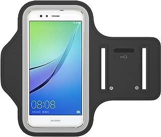 Pase de Cables portatarjetas Cinta Reflectante Ideal para Trek Senderismo Antideslizante Footing Ciclismo Brazalete Deportivo para Samsung Galaxy A50 a Prueba de Agua