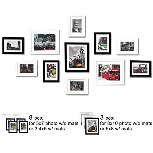 Picture Frame Collage Sets Amazoncom