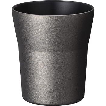 京セラ タンブラー セラミック 塗膜加工 300ml ブラック 真空 断熱 セラブリッド Kyocera CTB-300-BK
