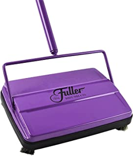 "Fuller Brush 17032 Electrostatic Carpet & Floor Sweeper-9"" Cleaning Path-Purple"