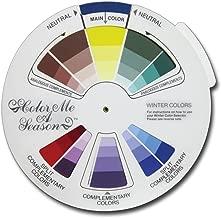 Color Me A Season Color Selector - Winter