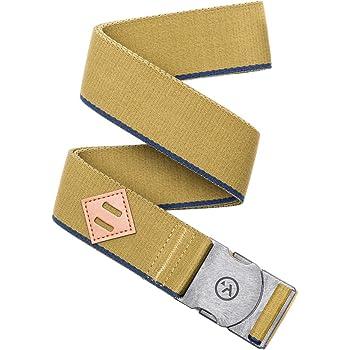 Arcade Belt Mens Adventure Rambler Belts: Heavy Duty Elastic Webbing, Non-Metal Travel Friendly Buckle