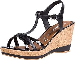 Tamaris Femmes Sandale à Talon 1-1-28347-24 Normal Taille: EU