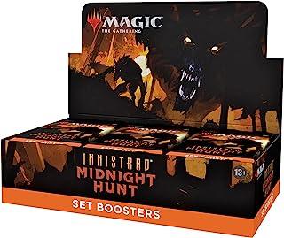 MTG マジック・ザ・ギャザリング イニストラード:真夜中の狩りセット・ブースター 英語版