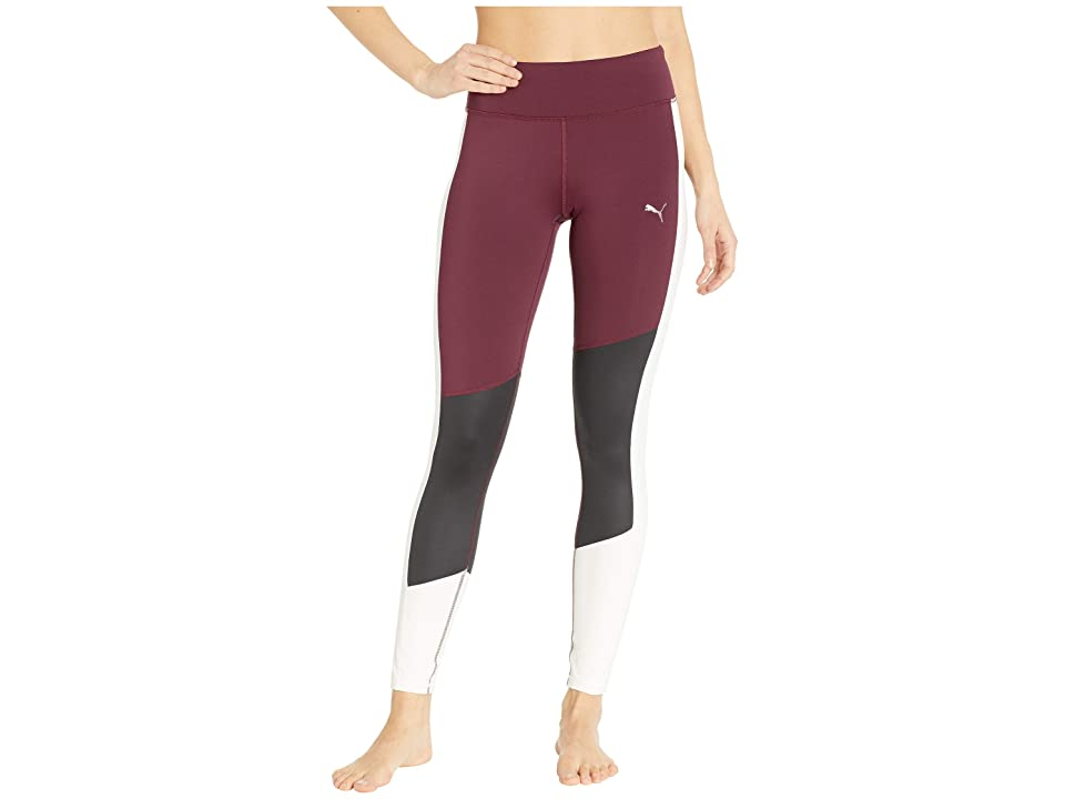 PUMA Holiday CB 7/8 Tights (Fig/Puma Black) Women
