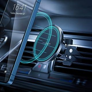 CHOETECH Magnetische Auto Halterung für iPhone 12 Air Vent Handy Halterung Auto Magnet, 360 ° Verstellbarer Lüftung KFZ Handyhalterung für iPhone 12/12 Pro / 12 Pro Max / 12 Mini