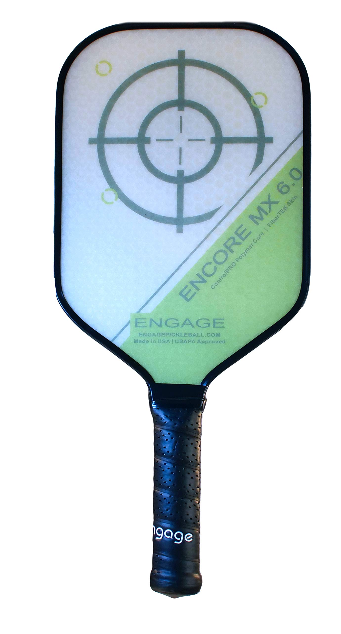 Encore MX 6.0 Pickleball Paddle Standard Weight 7.9-8.3 oz R