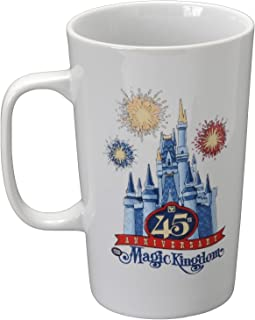 Starbucks Disney Magic Kingdom 45th Anniversary Limited Edition Mug
