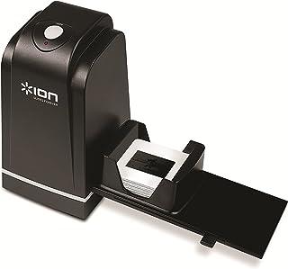 ION Audio Slides Forever | USB 35mm Slide & Negative 5 Mega Pixel Scanner with Rapid Slide Feeder for Mac and PC