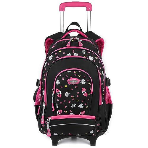 d93e92a73005 Children s School Bags with Wheels  Amazon.co.uk