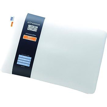airweave(エアウィーヴ) 枕 高さ・硬さ調整可能 エアウィーヴピロー ソフト ホワイト 幅約56×長さ約40×高さ約7~11㎝ 2-04021-1
