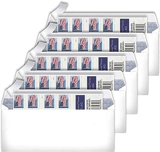Postage Stamp Online 10# Business Envelope Additional 2019 Forever Postage Stamps (5 Booklet - 100 Stamps)