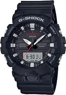 Casio Mens Quartz Watch, Analog-Digital Display and Resin Strap GA-800-1ADR
