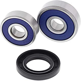 Rear Wheel Bearing and Seal Kit with Keepitroostin Sticker Fits Honda Xr70 Crf70 1997-2013