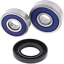Rear Wheel Bearing and Seal Kit with Keepitroostin Sticker Fits Honda Xr80 Xr100 Crf80 Crf100 1985-2013