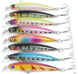 طعوم الصيد بالماء المالح من اوراس ليزر مياه سالوتر، طعم الصيد ثلاثي الأبعاد، طعم البحر الملحي، المتمايل