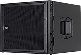 RCF HDL 15-AS Active Flyable High Power Subwoofer Sub 2000 Watt 15-inch Speaker