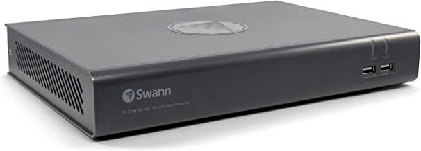 Swann 16 Channel Digital Video Recorder: 1080p Full HD with 2TB HDD - DVR-4575 (Plain Box Pack)