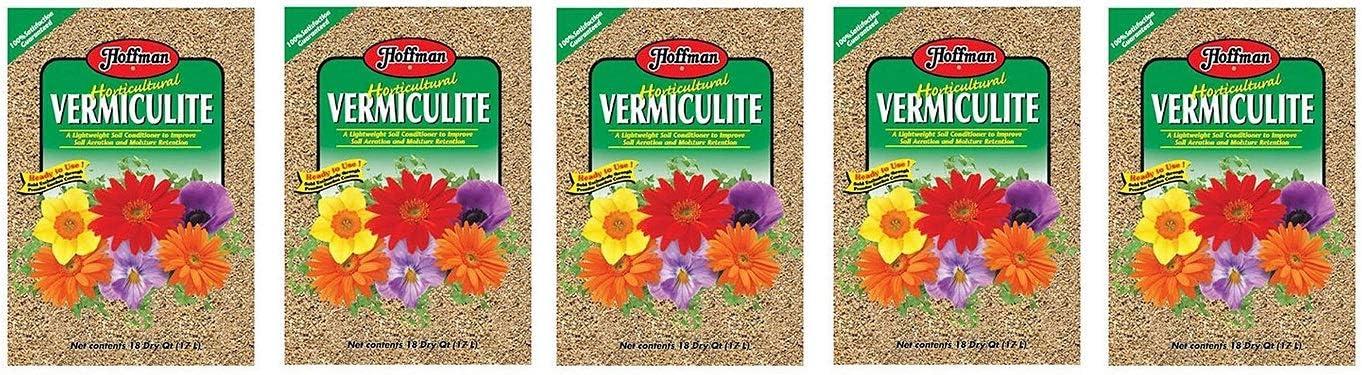 18 Quarts Hoffman 16504 Horticultural Perlite Gardening Patio ...