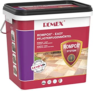 Rompox-Easy The No. 1 pre-Mixed Permeable Joint Compound. Color Basalt, 33 pounds