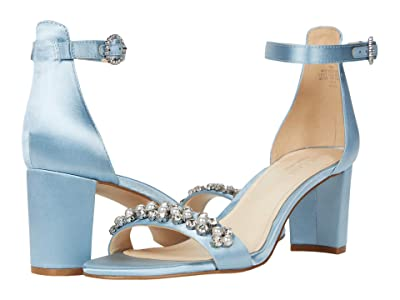 Nine West Neil Lane Passion (Light Blue) Women
