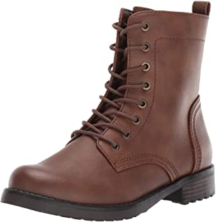 Women's Lace Up Combat Boot