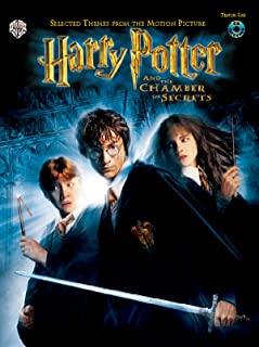 Selected Themes from the Motion Picture Harry Potter and the Chamber of Secrets: Tenor Sax, Book & CD