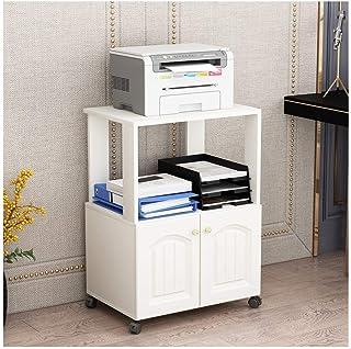 XJZKA Organisateurs d'espace de Travail Support d'imprimante Support de Bureau Support de Stockage de Copie Bibliothèque A...