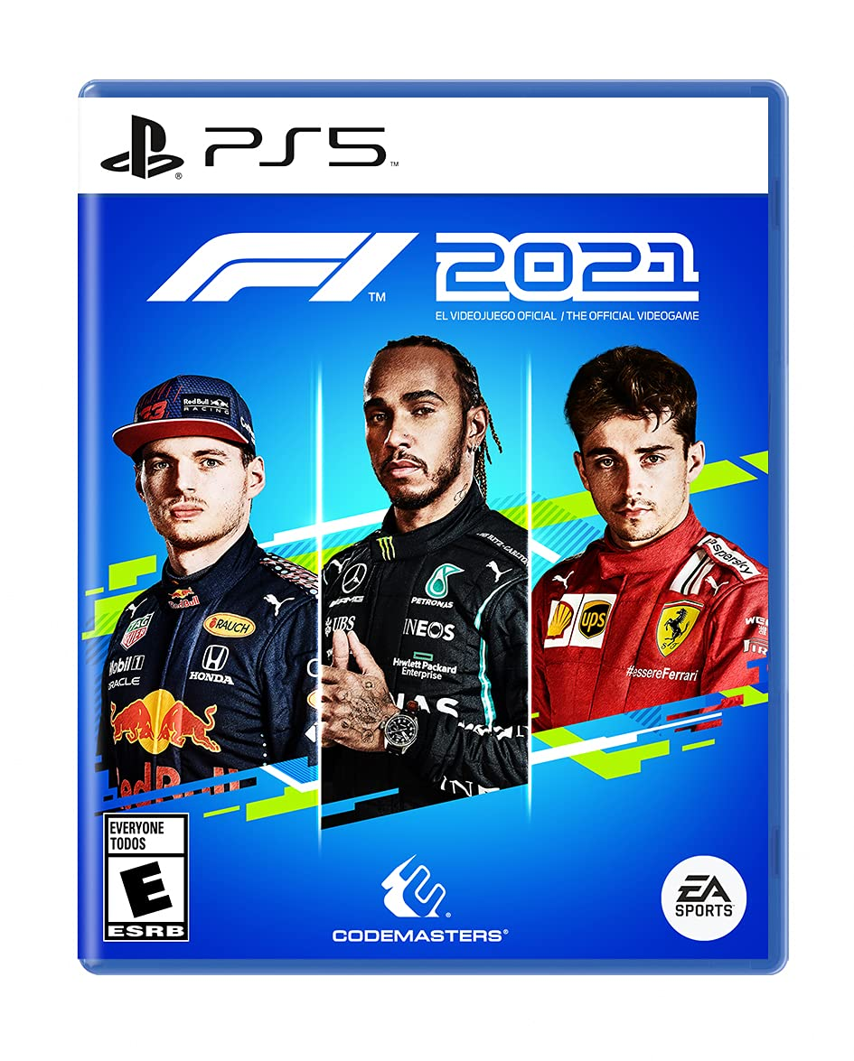 Poster. F1 2021