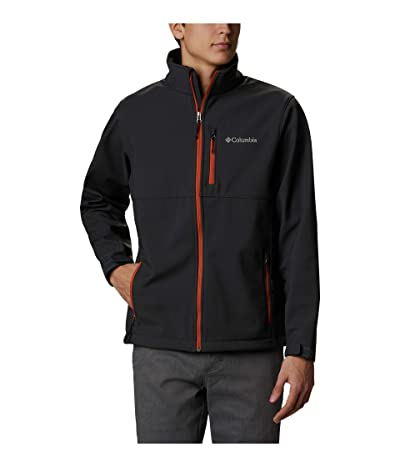 Columbia Ascendertm Softshell Jacket (Shark/Harvester) Men