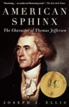 [Joseph J. Ellis] American Sphinx: The Character of Thomas Jefferson - Paperback