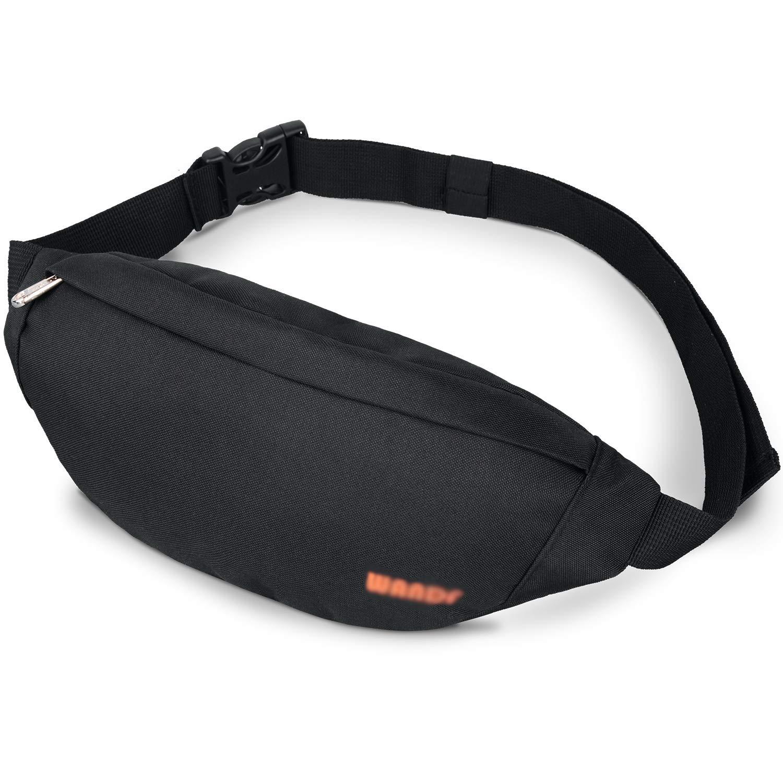 Waist Bag Pack Lightweight Fanny Packs for Travel sportsnew Fanny Pack for Men Women