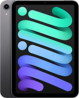 New 2021 Apple iPad mini (8.3-inch, Wi-Fi, 64GB) - Space Grey (6th Generation)