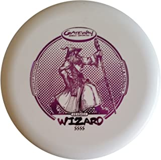 Gateway Wizard Super Silly Stupid Soft (SSSS) Disc Golf Putter - Choose Color & Weight