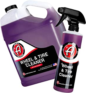 Adam's Wheel & Tire Cleaner (16oz) And Adam's Wheel & Tire Cleaner (Gallon) Bundle | Limited BOGO