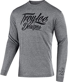 Troy Lee Designs Flowline L/S Tattoo Racer Men's Off-Road BMX Cycling Jersey