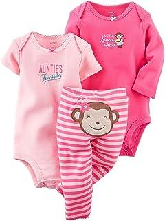 Baby Girls' 3 Piece Set 126g145
